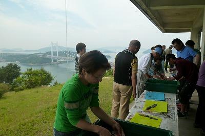 参加者は23名県内外から来られました。